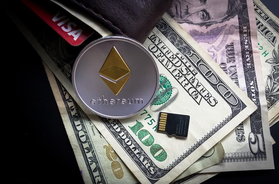 эфириум - монета